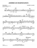 American Barndance - Percussion 2 Sheet Music