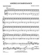 American Barndance - Mallet Percussion 2 Sheet Music