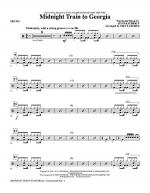 Midnight Train To Georgia - Drums Sheet Music