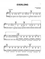 Everlong Sheet Music