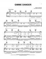 Gimme Danger Sheet Music