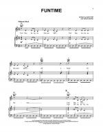 Funtime Sheet Music