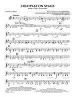 Coldplay on Stage - Bb Bass Clarinet Sheet Music