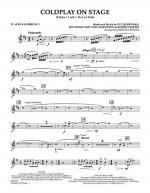 Coldplay on Stage - Eb Alto Saxophone 1 Sheet Music
