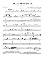 Coldplay on Stage - Trombone 1 Sheet Music
