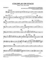 Coldplay on Stage - Trombone 2 Sheet Music