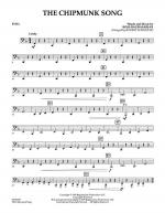 The Chipmunk Song - Tuba Sheet Music