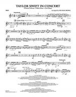 Taylor Swift - In Concert - Oboe Sheet Music