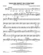 Taylor Swift - In Concert - Bassoon Sheet Music