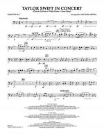 Taylor Swift - In Concert - Baritone B.C. Sheet Music