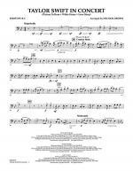 Taylor Swift - In Concert - Baritone B.C. Sheet Music