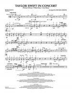 Taylor Swift - In Concert - Percussion 1 Sheet Music