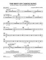 The Best of Carole King - Percussion 2 Sheet Music