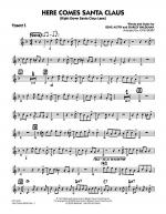 Here Comes Santa Claus (Right Down Santa Claus Lane) - Trumpet 2 Sheet Music
