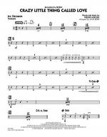 Crazy Little Thing Called Love - Aux Percussion Sheet Music
