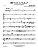 Here Comes Santa Claus (Right Down Santa Claus Lane) - Alto Sax 1 Sheet Music