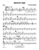 Groovin' High - Drums Sheet Music
