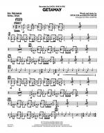 Getaway - Aux Percussion Sheet Music
