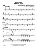 Viva La Vida - Drums Sheet Music