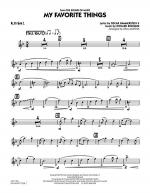 My Favorite Things - Alto Sax 1 Sheet Music