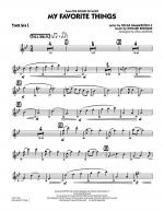 My Favorite Things - Tenor Sax 2 Sheet Music