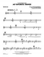 My Favorite Things - Baritone Sax Sheet Music