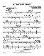 My Favorite Things - Drums Sheet Music