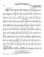 Climb Ev'ry Mountain - Bass Sheet Music