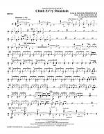 Climb Ev'ry Mountain - Drums Sheet Music
