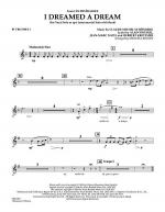 I Dreamed a Dream (from Les Miserables) - Bb Trumpet 1 Sheet Music