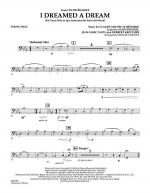 I Dreamed a Dream (from Les Miserables) - String Bass Sheet Music