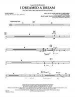 I Dreamed a Dream (from Les Miserables) - Percussion Sheet Music