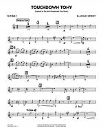 Touchdown Tony - Alto Sax 1 Sheet Music
