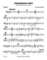Touchdown Tony - Trombone 4 Sheet Music