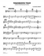 Touchdown Tony - Flute Sheet Music