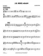 J.B. Rides Again - Alto Sax 2 Sheet Music