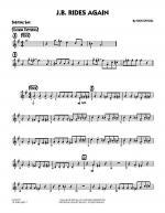 J.B. Rides Again - Baritone Sax Sheet Music