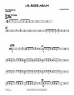 J.B. Rides Again - Aux Percussion Sheet Music