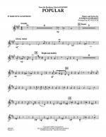 Popular (from Wicked) - Eb Baritone Saxophone Sheet Music