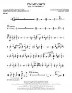 On My Own - Drums Sheet Music