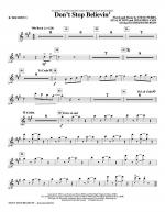 Don't Stop Believin' - Trumpet 1 Sheet Music