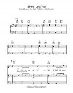 Since I Lost You Sheet Music