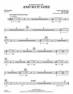 And So It Goes - Percussion Sheet Music