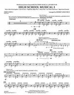High School Musical 3 - Percussion 2 Sheet Music