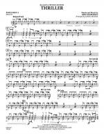 Thriller - Percussion 1 Sheet Music