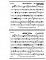 Crazy Train - Eb Alto Sax Sheet Music