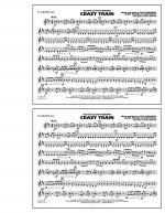 Crazy Train - Eb Baritone Sax Sheet Music