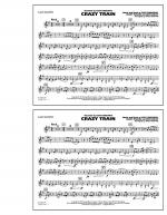 Crazy Train - 3rd Bb Trumpet Sheet Music