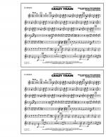 Crazy Train - Xylophone Sheet Music