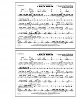 Crazy Train - Snare Drum Sheet Music